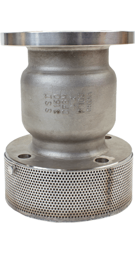 SSI Stainless Steel Foot Valves Valves Class 150 Flange Image